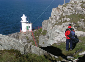 Lighthouse, Sheep's Head peninsula
